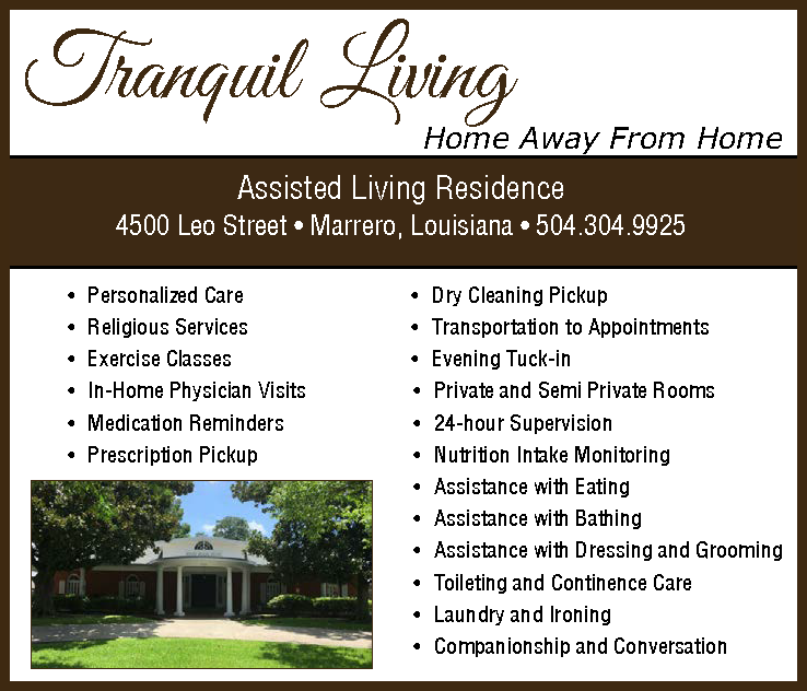 Tranquil Living